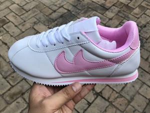 a6 2020 calientes nuevas marcas Zapatos Casual hombres y mujeres de manera cortez Conchas zapatos de ocio zapatos de cuero de las zapatillas de deporte al aire libre del tamaño 36-45