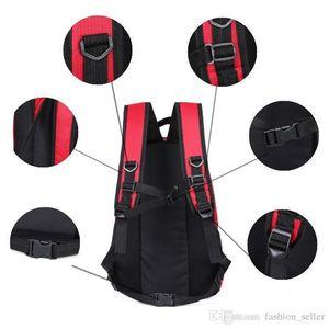 Les sacs à dos décontractés des garçons de Sac à dos de North F Garçons Voyage Sacs de sport en plein air Sacs d'école 5 couleurs