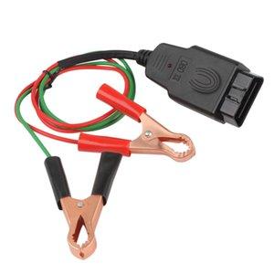Cabos Obd2 Car diagnóstico conectores de memória Saver Ecu de energia Conector de Interface Vehicle Ecu de energia de emergência para 12V DC de alimentação Fonte de alimentação