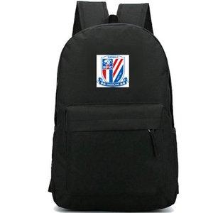 شنهوا ظهره شنغهاي غرينلاند حزمة يوم النادي 1953 كرة القدم حقيبة مدرسية كرة القدم packsack جودة حقيبة الظهر الرياضة المدرسية daypack في الهواء الطلق