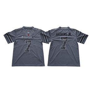 Mens Ohio State Buckeyes Dwayne Haskins Jr Stitched Name&Number Legend American College Football Jersey Size S-3XL