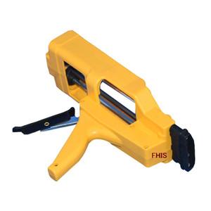 Специальный гидравлический Двухкомпонентный 400ML 1: 1 Емкость ручного AB клей пистолет чеканка швы агент истинного фарфор