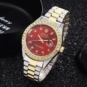 Швейцарский бренд роскошный бриллиант дизайнер часы мужские часы Мужской часы моды наручных часов подарки Orologio ди Lusso Relogio Мужчина для
