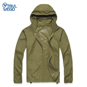 TRVLWEGO Skin Dust Coat Hiking Camping Jackets Summer Trip Windproof Skin Men&Women Quick Dry Thin Breathable UV Protection