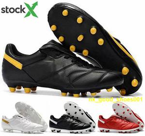 أحذية كرة القدم للرجال الرجال أحذية كرة AG II 2 FG تيمبو حجم لنا 12 يورو شوه 46 الممتاز لكرة القدم المرابط المرأة الصيف chuteiras دي futebol تنس