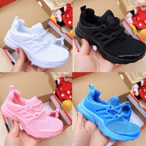 2020 Infant Kids Boys Girls Running Shoes Rubber Suede Youth Junior sports trainers Children Jogging sneakers top quality