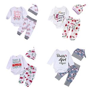 Фабрика Direct Набор детской одежды из трех частей для осенних и зимних девочек