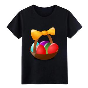 Roupas masculinas Camisa bonito Edifício verão Padrão Ícone de Páscoa camiseta T-shirt personalizado S-XXXL