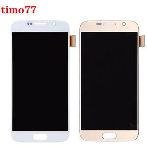 Originale per l'Assemblea del convertitore migliore Screen Display Touch screen Samsung Galaxy S6 Qualità G920 G920F G920A G920T schermo LCD
