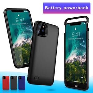 4000mAh Case Cover Bateria Voltar original para iPhone XS MAX XR 7 8 PLUS transferência de carga 2 em 1 com Retail Box