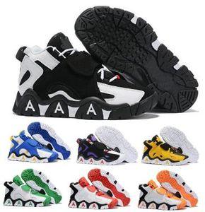 Женщины Barrage Mid Баскетбольная обувь Кроссовки Raptors Hyper Grape Classic Rams Cabana Uptempo QS Blue Mens 2019 Новые дешевые кроссовки