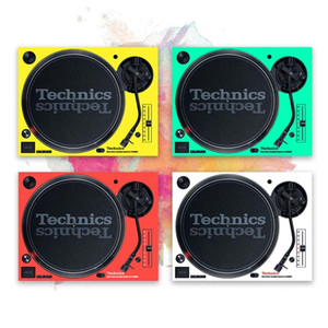 Новый для Panasonic DJ виниловый проигрыватель SL-1200MK3 MK5 цвет панели защиты защитная пленка
