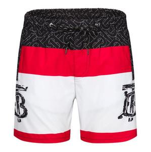 Оптовая продажа летняя мода шорты новый дизайнер короткая доска quick dry air плавки пляжные брюки hommes роскошные плавки{бренд}LU