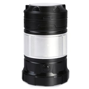 Eu Plug Portable Lantern Led Solar Powered Camping Tent Light Outdoor Collapsible Lamp Rechargeable Flashlight Torch For Camping