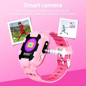 Y88 Смарт часы Дети LBS WiFi позиционирования камеры Часы Дети Водонепроницаемая SOS экстренного вызова Детские Смарт Часы Anti-потерянный монитор