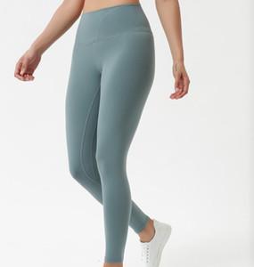 Mujeres Yoga polainas Running polainas sin fisuras Energía polainas de las mujeres Sport Fitness Yoga Pant entrenamiento de la mujer Leggins señoras medias Pantalones