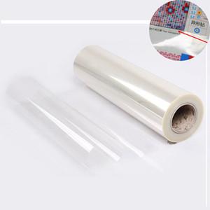 다이아몬드 보호 필름 먼지 방지 절연 플라스틱 종이 안티 - 더러운 투명 릴리스 다이아몬드 자수 액세서리를 그림