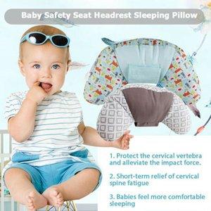 Car Seat travesseiro de viagem para crianças, Neck Support Cinto de segurança Pad Encostos de Cabeça Dormir US
