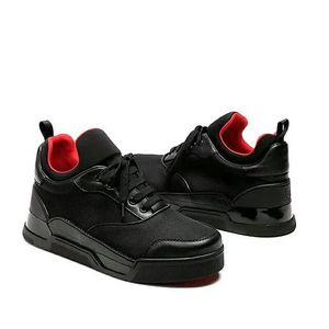 Las partes inferiores de color rojo zapatos de las zapatillas de deporte Aurelien mujeres de los hombres zapato casual zapatos Donna Red Aurelien 2020 Plataforma Espadrilers Vintage zapatillas de deporte