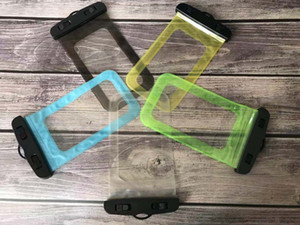 waterproof clear phone case for cellphone hot selling