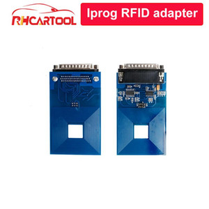 Accessoires voiture Adaptateur RFID pour IPROG + iprog Pro programmeur iprog Prend en charge la correction IMMO / Kilométrage / Airbag Reset Remplacer CARPROG