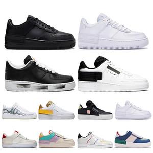 2020 N354 Hommes Femmes chaussures de course 1 Type ombre Para bruit Sommet noir blanc suède or pâle mens Ivory baskets de sport d'entraîneur