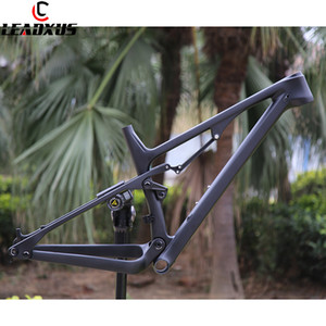 "LEADXUS 2019 nuovi 29er Suspension Bicicletta Carbon Frame 29 pollici Sospensione Bike Frame Size 15.5 ""/17.5"" / 19"""