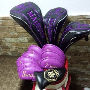 Full Set Donne Ladies Golf Maruman Prestigio 9 Woods + Golf Irons + Golf Putter + Headcovers