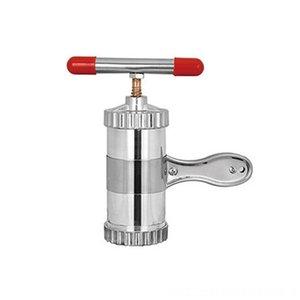 Manuel Makarna Mutfak Makinesi Noodle Bar Araçlar, 3 Die Manuel Gıda İşlemciler Kitchen ile Kesme Makinesi Yemek
