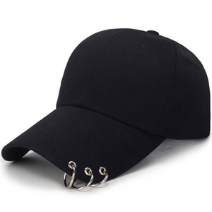 2019 summer new men's women's fashion gd kpop bts live the wings tour hat bangtan boys ring adjustable baseball cap 3 colors