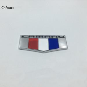 Per Chevrolet Camaro anteriore destro o sinistro Fender emblema distintivo Logo Auto Adesivi