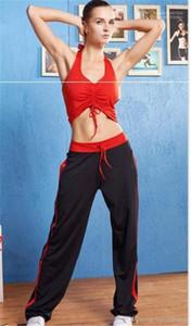 Designer Fashion Lady Pantalon rayé Pantalon en cours avec cordon de serrage femmes Designer lambrissé Imprimé Pantalons sport