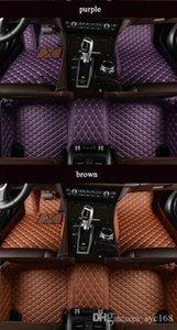 Range Rover Velar 2017-2020 Özel-Fit All Weather Araba halılar Araç Kat Mat