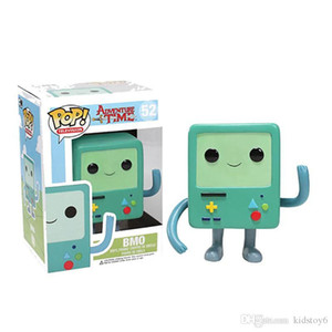 1p Funko Pop Adventure Time with Finn and Jake Anime Figure Collection Model Hot Toys Action Figure Doll lxhua