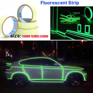Luminous Tape Self-adhesive Glow In The Dark Safety Stage Home Decorations Warning Tape