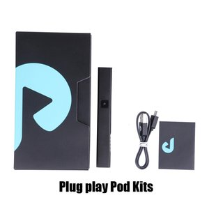 Exotiques Plug-jeu Vape Kit batterie 500mAh Lipo E Cigarette Pod batterie Pen pour l'ADN exotique Pod cartouches