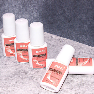 Genuine nail glue 7 g with brush special nail glue nail stick drill strength