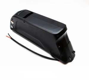 Free Shipping to EU US NO TAX 52V Ebike Battery Rechargeable Lithium ion Battery Pack 10AH for BBS02 BBSHD drive Motor