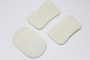 Loofah 헝겊 패드 주방 주방에 대 한 Loofah 브러시 접시 자연 냄비 청소 kwduu