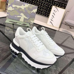 Comfortable breathe freely White, black and army green high quality men casual running shoes Camouflage shoes top quality suppliers