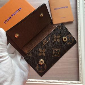 sikke cüzdan bozuk para cüzdanı tasarımcı anahtar kese tasarımcı sikke kese tasarımcı lüks çanta çantalar zippy bozuk para cüzdanı kartlı anahtar tutucu Anahtarlık