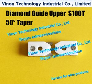 3087327, 3087132, 3087329, 3087305 edm 50 degree Diamond Guide Upper S100T Ø0.21,0.26,0.27,0.31mm Upper Split Wire Guide A+B for A320D,A325