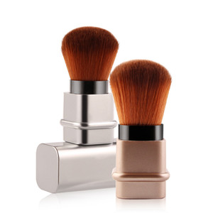 Retractable Single Makeup Brush High Quality Upscale Makeup Brush Makeup Tools Kabuki Loose Powder Blush Brush