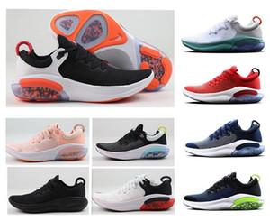 Cheap Joyride Run ODYSSEY RECT SHIELD Homens Running Shoes Triplo Black White Platinum Tint Universidade Red Outdoor respirável Athletic