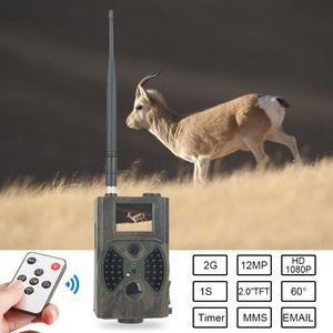 HC300M HC550M hc-700g Hunting Camera 12MP Night Vision MMS GPRS photo traps 3g trail camera Hunter Cam appareil photo chasse T191016