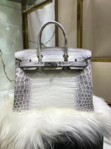 whosale Top quality handmade Original Alligator Brand Himalayas сумка, 30 см, разработанный кошелек от фабрики напрямую, быстрая доставка DHL