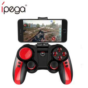 Ipega PG-9089 Bluetooth Gamepad Android para Xiaomi pirata telescópica Controlador com Turbo Joystick Jogo para Android Phone / PC