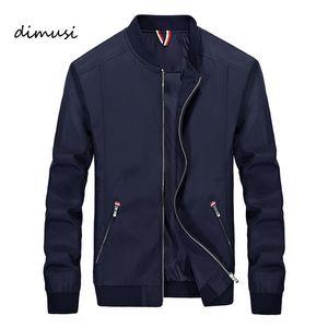 DIMUSI Männer Bomberjacke Mode Herren Frühling Herbst Outwear Windjacke Mäntel Männliche Beiläufige Feste Jacke Marke Kleidung 4XL, YA676 SH190906