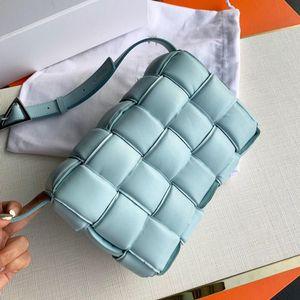 Çanta tasarımcısı bagaj kadın lar haberci çantası eğlence mizaç pileli Ekose dokuma inek derisi yastık çanta 47