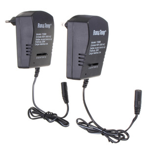 Multi Voltage Power Adapter 2500mA 3v 4.5v 6v 9v 12v DC Power Supply - EUA plug